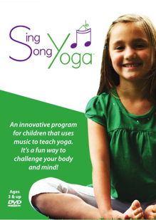 Sing Song Yoga DVD Cover