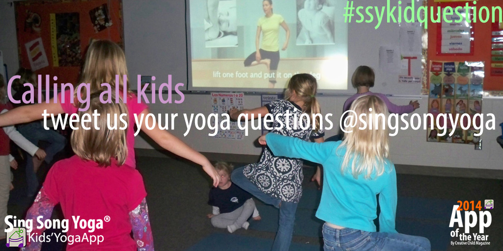 kids yoga in schools