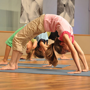 Yoga in a School Setting
