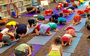 Yoga in School